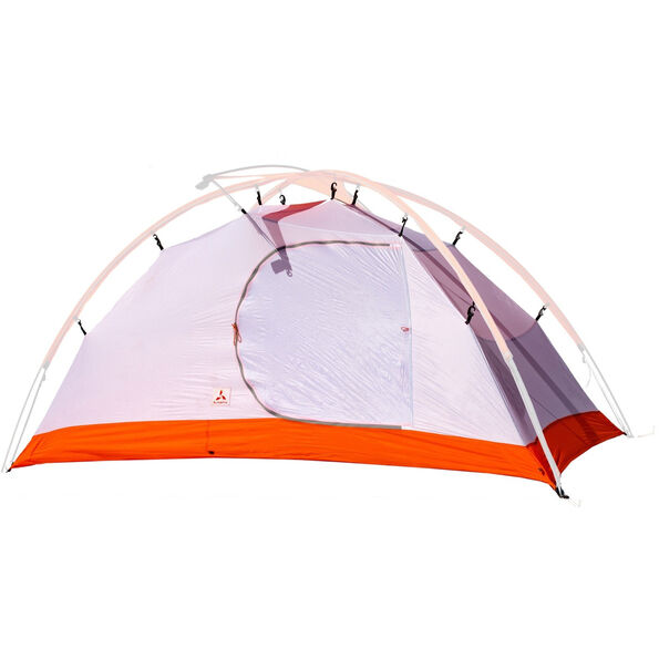 Slingfin CrossBow 2 R/S tent body only orange/white
