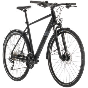 Cube Nature EXC Allroad Black