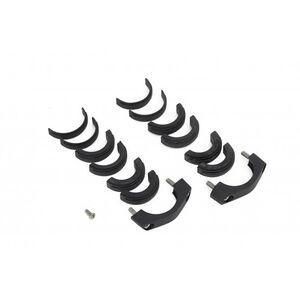 BOSCH Displayhalter-Montagesatz für Intuvia and Nyon black black