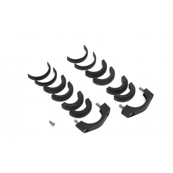 BOSCH Displayhalter-Montagesatz für Intuvia and Nyon black