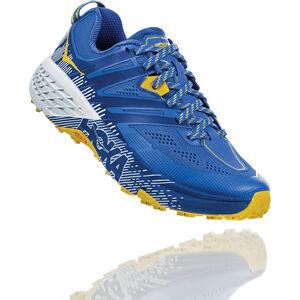 Hoka One One Speedgoat 3 Running Shoes Damen palace blue/bamboo palace blue/bamboo
