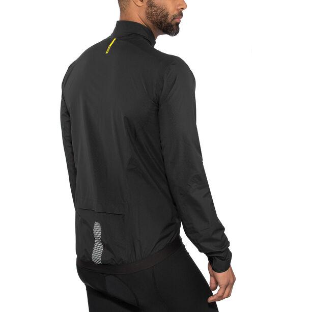 Mavic Essential H2O Jacket Herren black