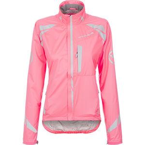 Endura Luminite II Jacke Damen neon pink neon pink