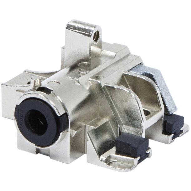 ABUS Bordo 6015 + Bosch Plus RH Faltschloss 120cm für Rahmen-Akku SH 6000/120