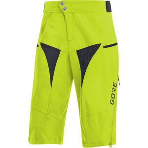 GORE WEAR C5 All Mountain Shorts Men citrus green bei fahrrad.de Online