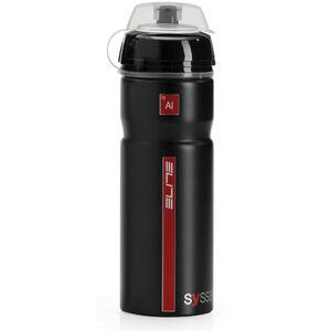 Elite Syssa Trinkflasche 750ml schwarz glänzend schwarz glänzend