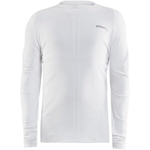 Craft CTM Crewneck LS Herren white white