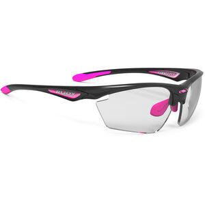 Rudy Project Stratofly Glasses black gloss - impactx photochromic 2 black black gloss - impactx photochromic 2 black