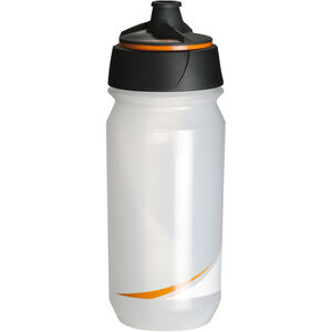 Tacx Shanti Twist Trinkflasche 500ml transparent/orange transparent/orange