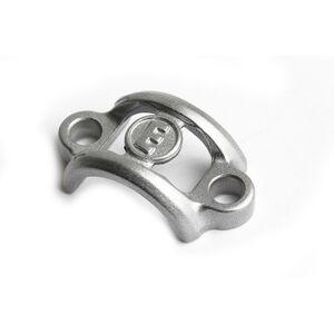 Magura Klemmschelle Aluminium ohne Schrauben silber silber