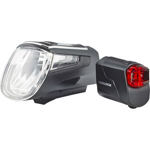 Trelock LS 560 I-GO Control/LS 72 Beleuchtungsset schwarz bei fahrrad.de Online