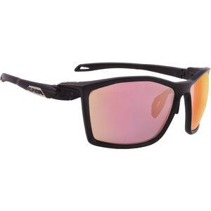 Alpina Twist Five QVM+ Glasses black matt