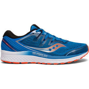 saucony Guide ISO 2 Shoes Men Blue/Orange bei fahrrad.de Online