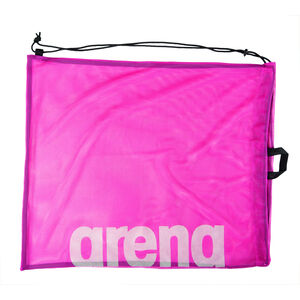 arena Team Mesh Sporttasche pink pink