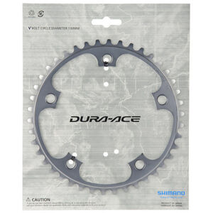 Shimano Dura-Ace FC-7800 Kettenblatt 10-fach B grau grau