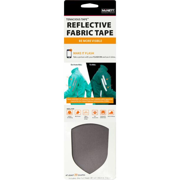 GEAR AID Tenacious Reflective Reparaturband 50cm x 7,6cm
