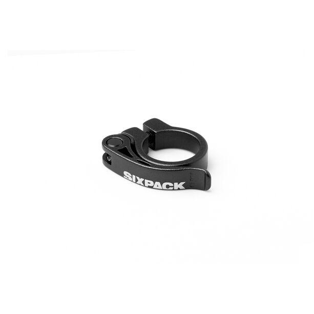 Sixpack Menace Sattelklemme Ø31,8mm black