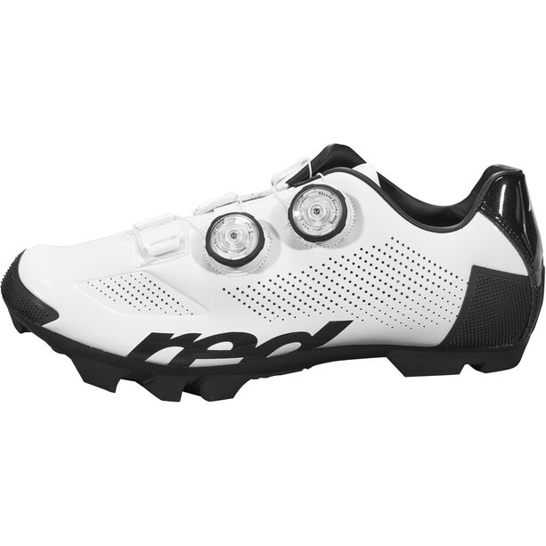 Red Cycling Products PRO Mountain I Carbon MTB Schuhe weiß
