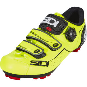 Sidi Trace Shoes Herren yellow fluo/black yellow fluo/black