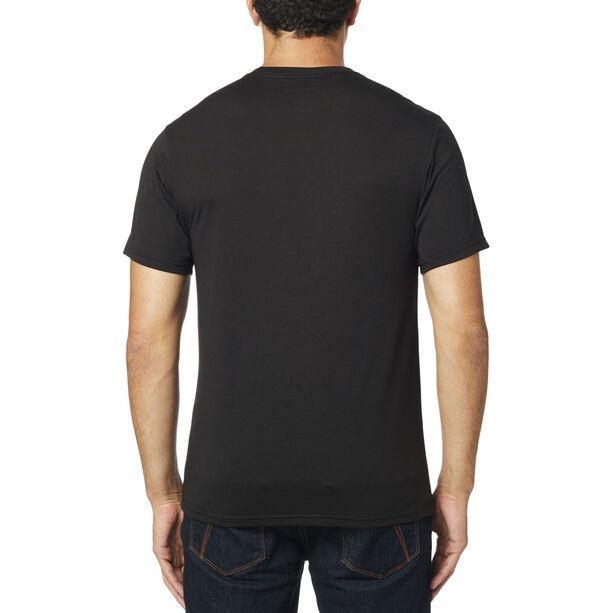 Fox Down Shift Kurzarm Tech T-Shirt Herren black