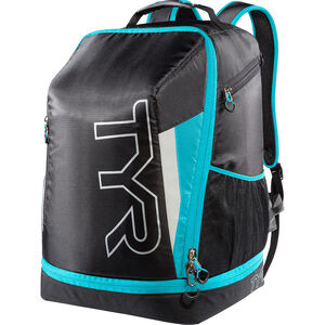 TYR Triathlon Backpack black/blue black/blue