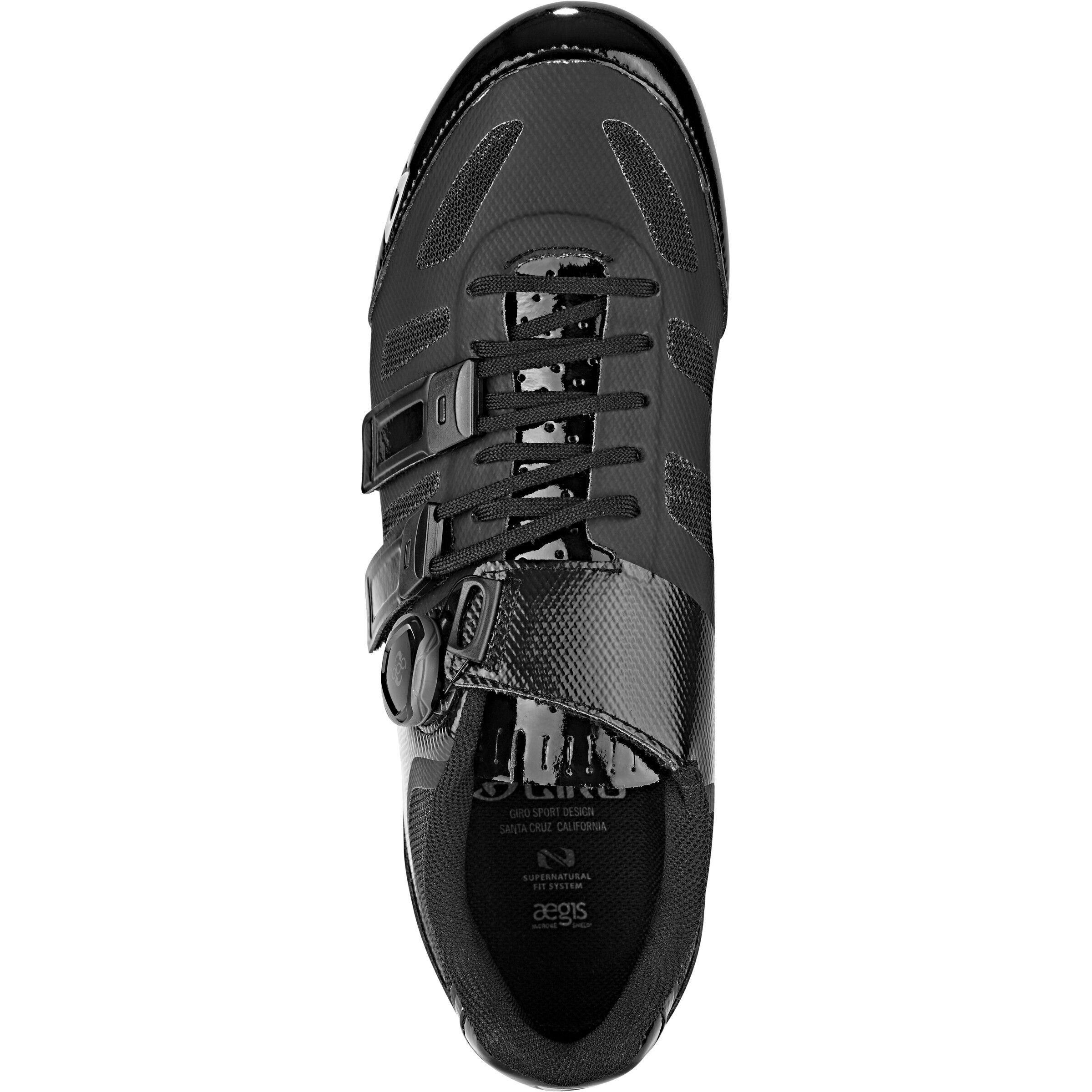 Shoes Sentrie black Herren Giro Techlace pqSUMVz
