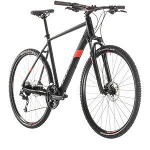 Cube Nature Pro Black'n'Red bei fahrrad.de Online