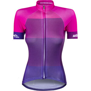 Red Cycling Products Colorblock Race Jersey Damen purple-pink purple-pink