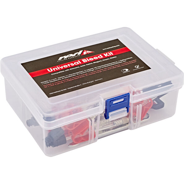 Red Cycling Products Universal Bleedkit transparent