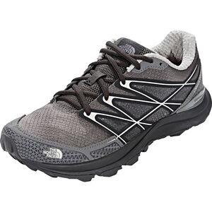 The North Face Litewave Endurance Running Trail Shoes Damen dark gull grey/foil grey dark gull grey/foil grey