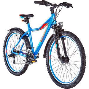 s'cool troX urban 26 21-S Lightblue/Orange bei fahrrad.de Online