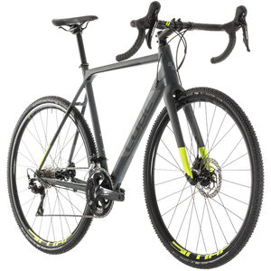 Cube Cross Race Pro Grey'n'Flashyellow bei fahrrad.de Online