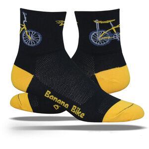 "DeFeet Aireator 3"" Socks banana bike banana bike"
