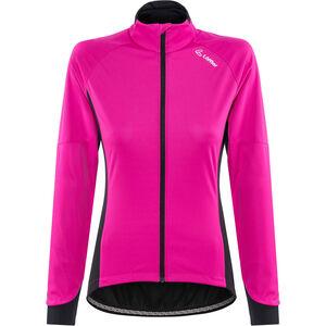 Löffler Trentino Windstopper Softshell Bike Jacke Damen berry