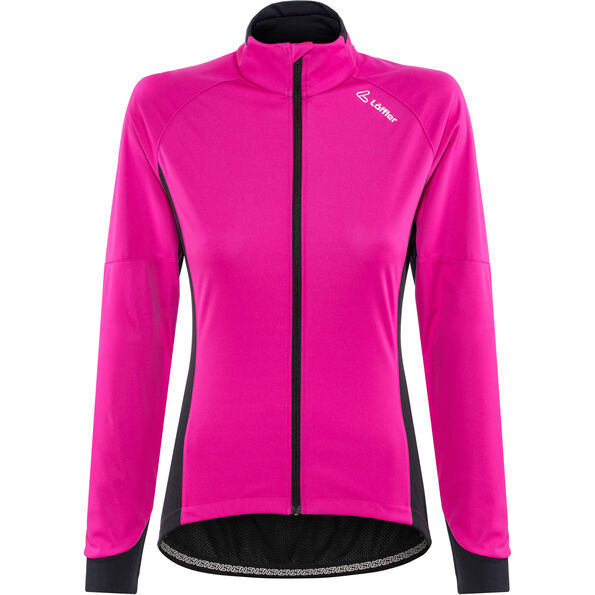 Löffler Trentino Windstopper Softshell Bike Jacke Damen