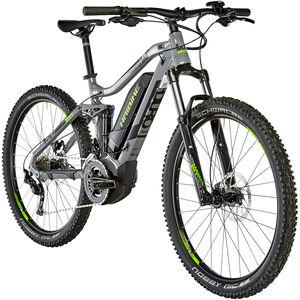 HAIBIKE SDURO FullSeven 4.0 grau/schwarz/grün bei fahrrad.de Online