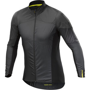 Mavic Cosmic Wind SL Jacket Men Black/Pirate Black