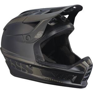 IXS Xact Fullface Helmet black/gun metal bei fahrrad.de Online