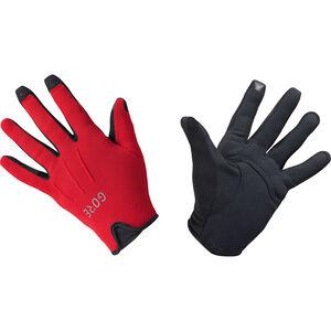 GORE WEAR C3 Urban Handschuhe red red