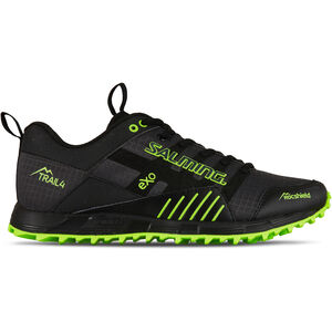 Salming Trail T4 Shoes Damen forged iron/black forged iron/black