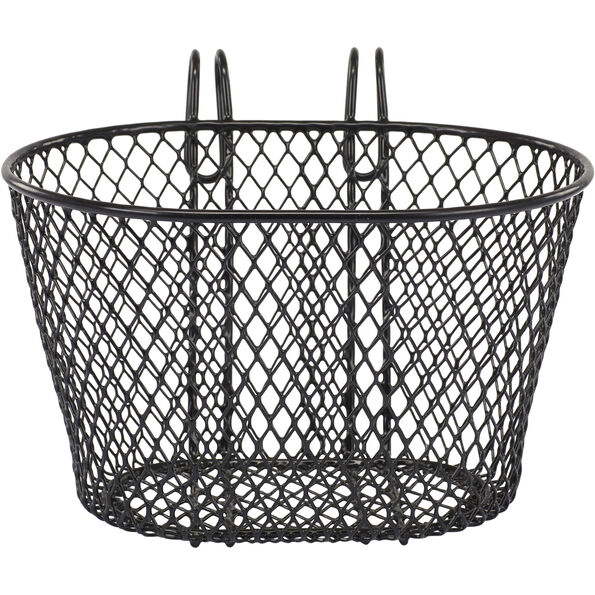 Red Cycling Products Front Basket Kids Kinder black