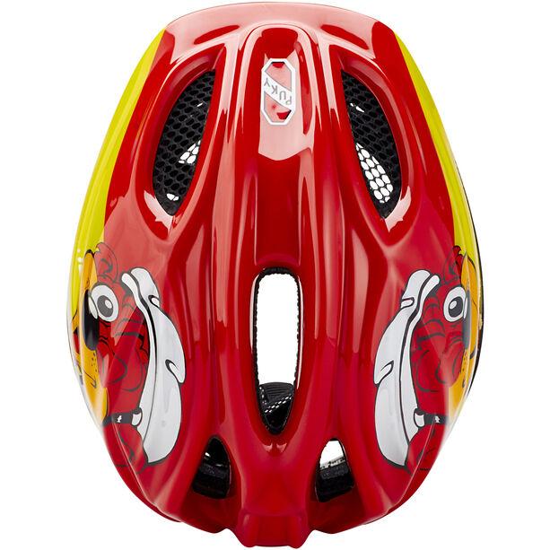 Puky PH 1 Helm Kinder rot rot