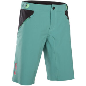 ION Traze AMP Bike Shorts Herren sea green sea green