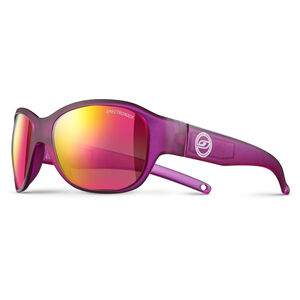 Julbo Lola Spectron 3CF Sunglasses 6-10Y Kinder matt translucent purple-multilayer pink matt translucent purple-multilayer pink