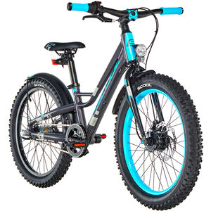 s'cool faXe 20 3-S Kinder darkgrey/blue matt darkgrey/blue matt