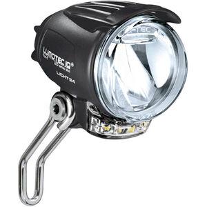 Busch + Müller Lumotec IQ Cyo T Frontlicht 6-42V schwarz schwarz