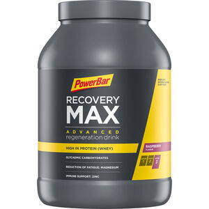 PowerBar Recovery Max Dose 1144g Raspberry Cooler