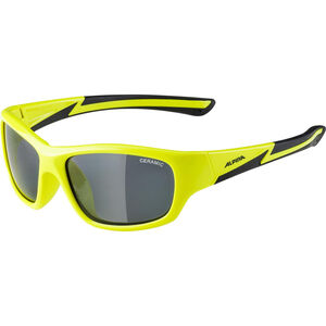 Alpina Flexxy Glasses Kinder neon yellow-black neon yellow-black