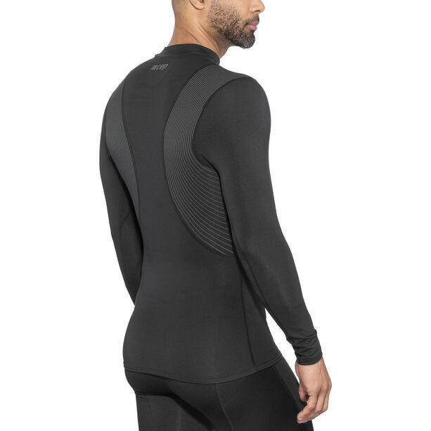 cep Winter Wingtech Longsleeve Shirt Herren black