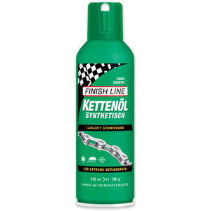 Finish Line Cross Country Kettenöl 246ml Aerosol